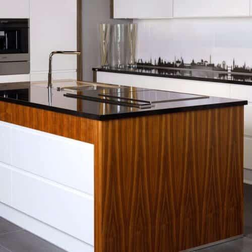 Küchenmodell namens Cano von Insito
